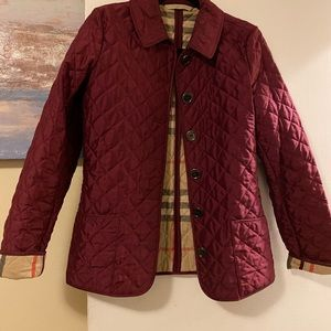 Stunning  and authentic Burberry jacket